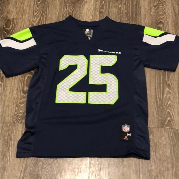 new products 5c421 7d65e Richard Sherman Seattle Seahawks Jersey